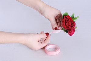Тейп-лента (флористическая) для создания цветов