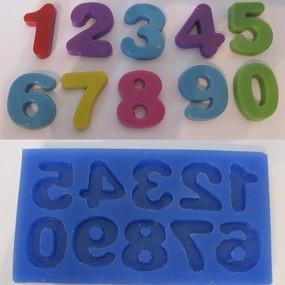 Молды буквы,цифры